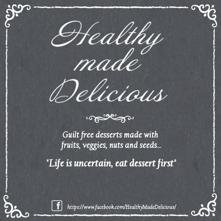 Healthy Made Delicious